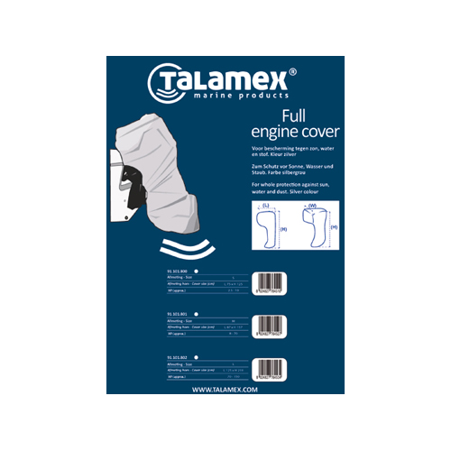 Talamex full outboard cover M